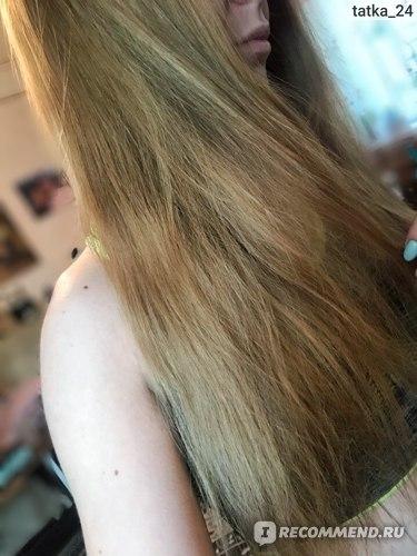 Маска для восстановления волос NaNiBeauty Интенсивная фото