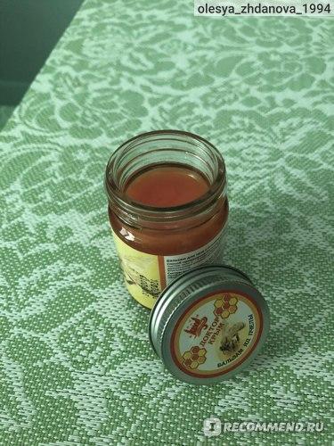 Бальзам Доктор Крым Пчелиный яд фото