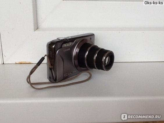 Casio EX-H10 фото