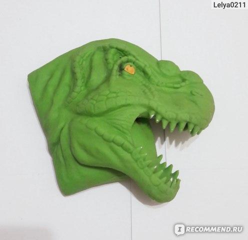 Игрушка-перчатка Динозавр