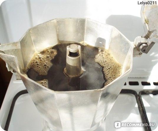 Кофе молотый Mocca Fix Gold фото
