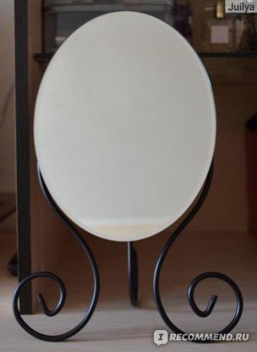 Зеркало IKEA МЮКЕН настольное фото