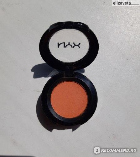 Тени для век NYX Professional Makeup Hot Singles Eyeshadows фото