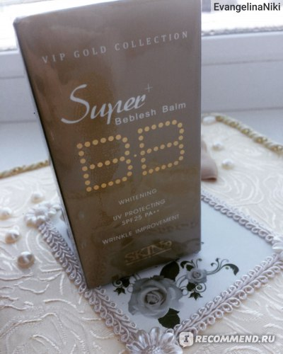 ВВ крем SKIN79 VIP Gold Super Plus Beblesh Balm SPF25 фото