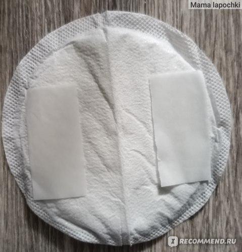 Прокладки для груди Zabota   фото