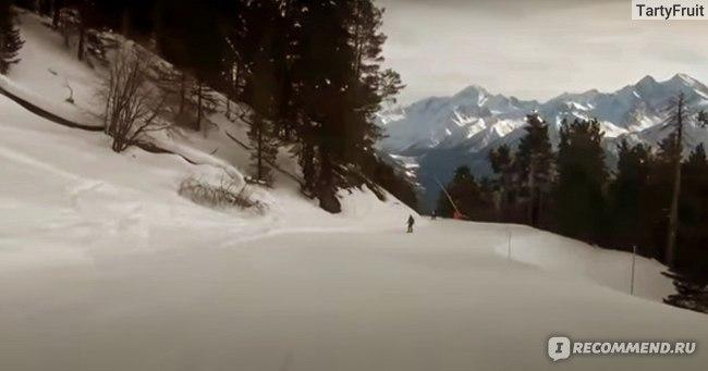 лыжный курорт Архыз