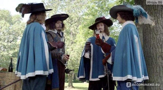 Три мушкетёра (2013, фильм) фото