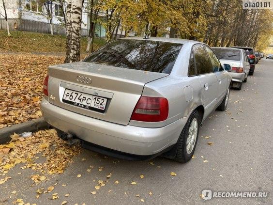 Audi A4 - 2001 фото