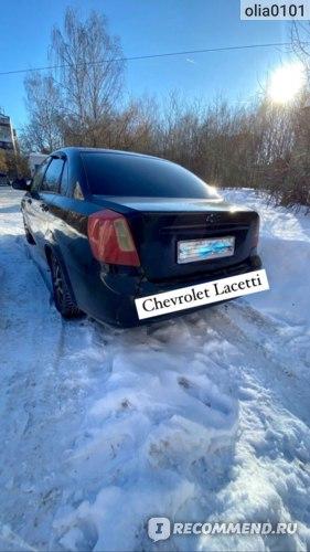 Chevrolet Lacetti - 2008 фото