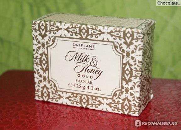 Крем-мыло Oriflame Молоко и мед