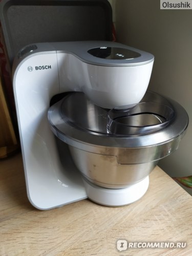 Кухонная машина Bosch MUM54230 фото