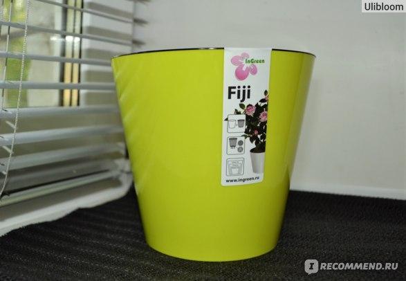 Горшок для цветов Fiji  INGREEN фото