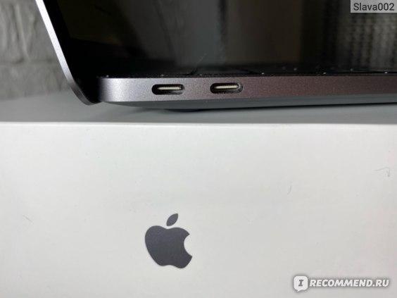 Ноутбук Apple MacBook Air 2020 фото
