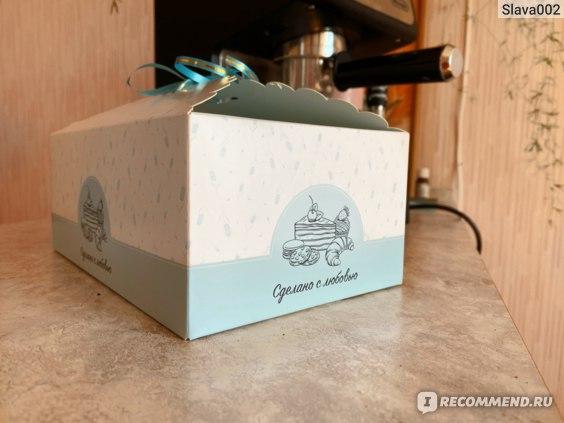 Красивая коробочка