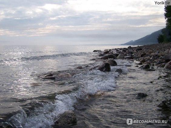 Россия. Озеро Байкал. фото