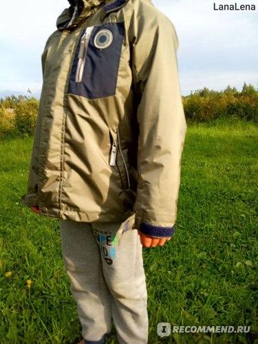 Куртка KERRY CITY K20021/00324 (хаки) фото