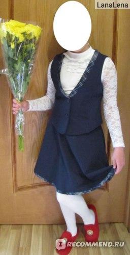 Школьная форма NinoMio юбка 27.50 - отзывы