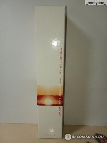 Avon Summer white sunset фото