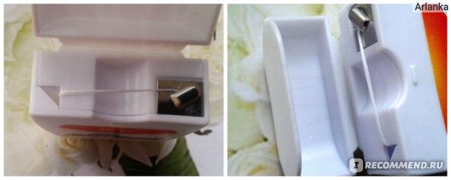 Зубная нить Dentonet Professional  фото