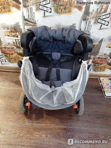 Прогулочная коляска Urbini LC400 фото