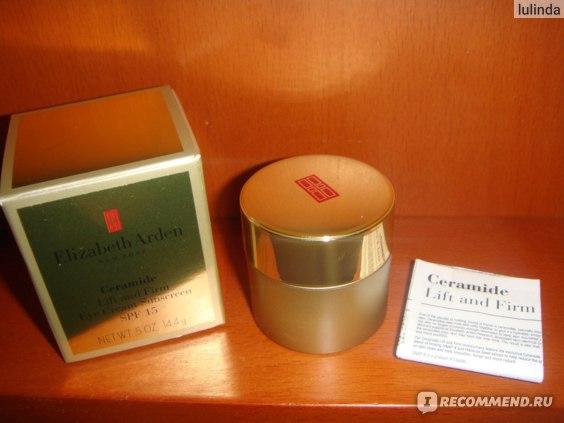 Крем для век Elizabeth Arden Ceramide Lift and Firm Eye Cream SPF 15 PA++ фото