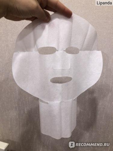 Набор для карбокситерапии (шприц + маска на лицо и шею) Ayoume Carboxy Esthetic Mask фото