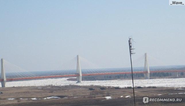 Мост ранней весной