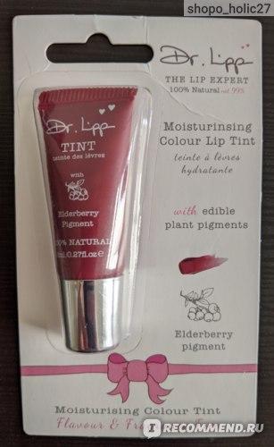 Тинт для губ Dr Lipp Moisturising Lip Tint фото