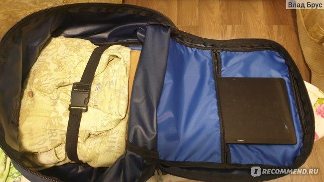 """Рюкзак для ручной клади Ifrit """"Победа"""" фото"""