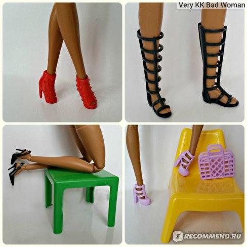 Стопа вытерпит разную обувь