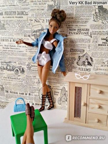 "Barbie Кукла ""Безграничные движения"" / Made to Move, Yellow Top фото"