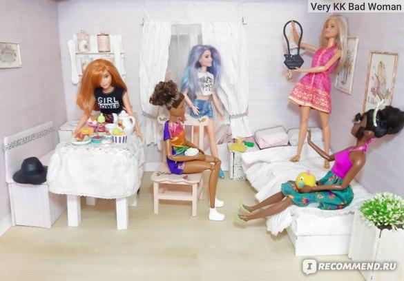 Кукла Barbie Fashionistas 64 Lovin Leopard фото