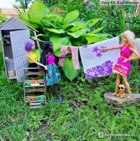 Barbie Fashionistas 18 Va Va Violet фото