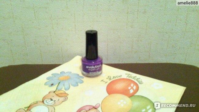 Лак для ногтей DIVAGE Evolution  expert gel фото