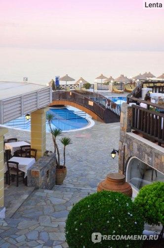 Отель Alexander Beach 4*  4*, Греция, о. Крит фото