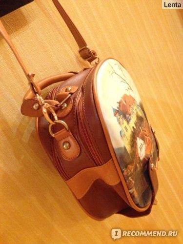 Сумка женская Aliexpress 2013 sweet print women's handbag vintage cute small bag handbag messenger bag фото
