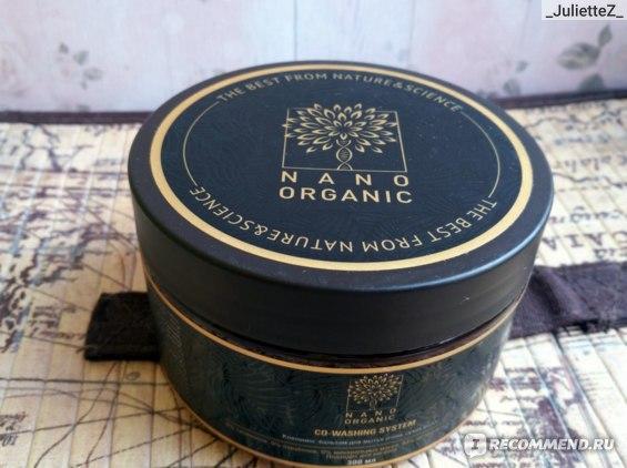 Ковошинг-бальзам Nano Organic для мытья очень сухих волос фото