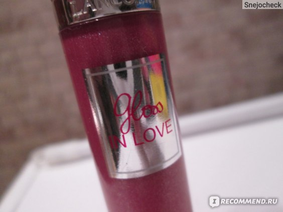 Блеск для губ Lancome Gloss in Love фото