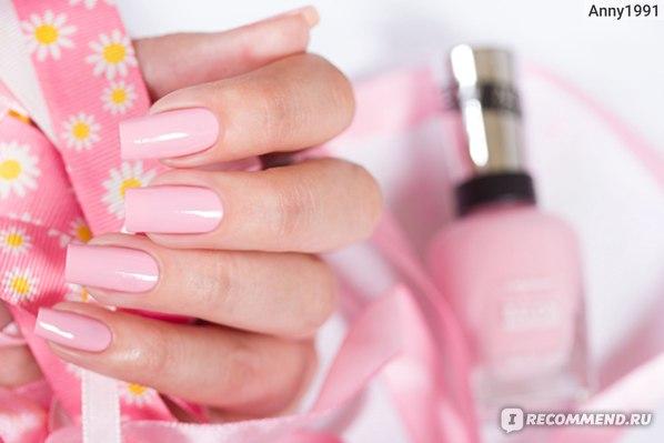 Лак для ногтей Sally Hansen SALON manicure фото