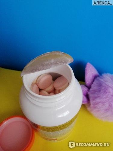 Витамины для детей SWISS ENERGY SmartVit Kids жевательные  фото