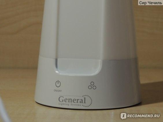 Настольная лампа GENERAL RGB GLTL-039, 10 Вт фото