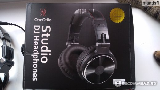 Наушники OneOdio Pro-10 фото