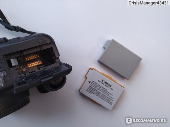 Canon EOS 650D фото