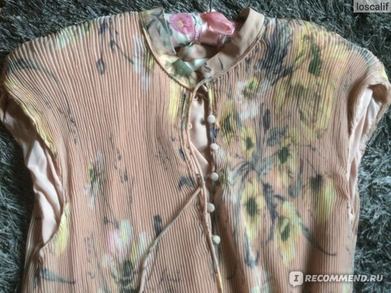 Платье из коллекции Conscious