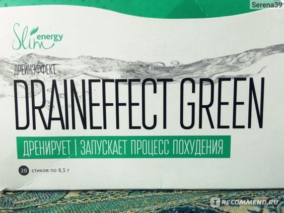 NL International Energy slim DrainEffect фото