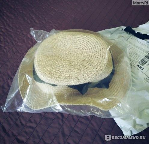 Распакаовка шляпы.