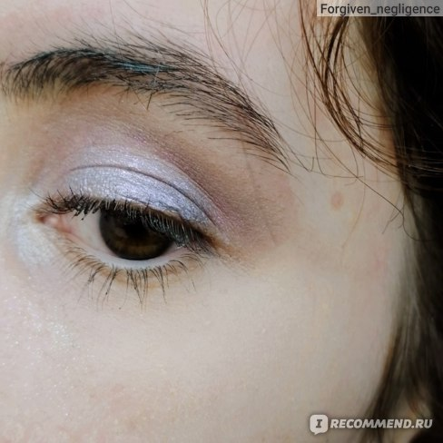 Пример макияжа с 34 оттенком