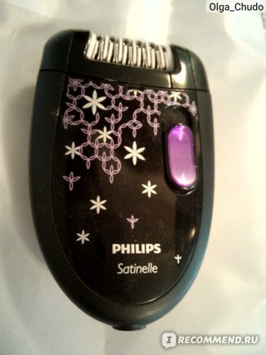 Эпилятор Philips HP 6422 фото