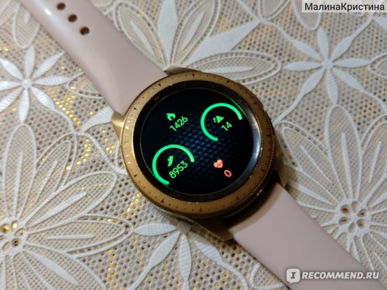 Умные часы Samsung Galaxy Watch фото