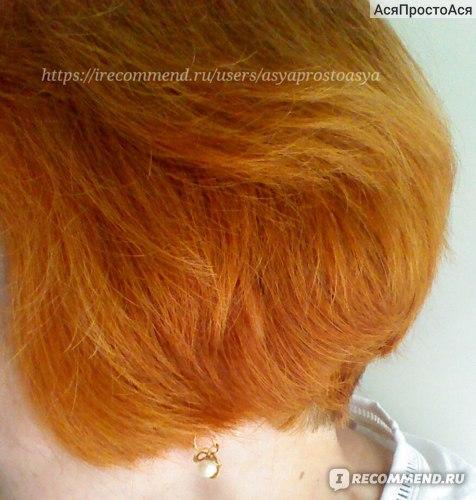Волосы после шампуня и кондиционера Deva
